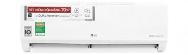 Máy lạnh LG Inverter V10ENW - 1HP