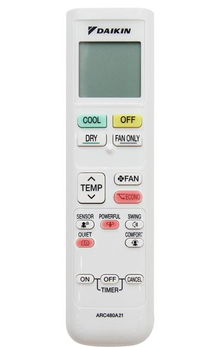 Remote Máy lạnh Daikin