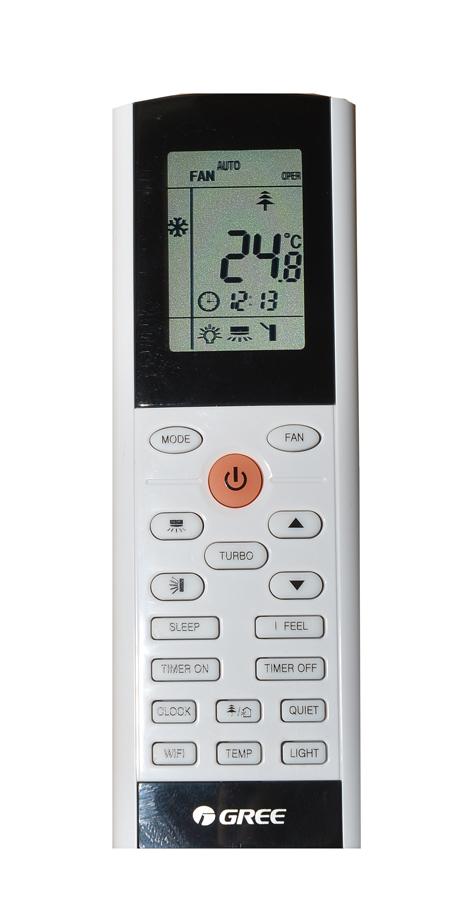 Remote Máy lạnh Gree