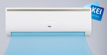 Máy Lạnh Inverter xua muỗi TCL RVSC09KEI - 1HP